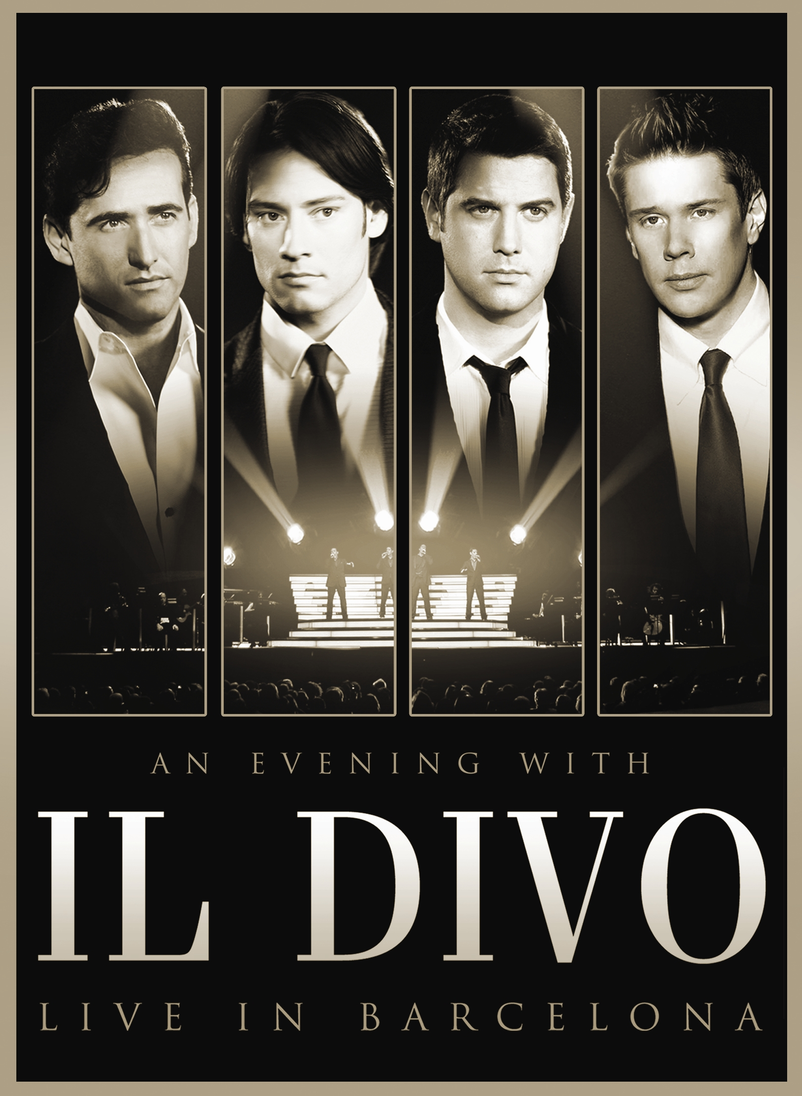 An evening with il divo live in barcelona martin myers - Il divo meaning ...