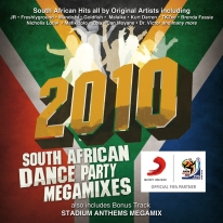 2010 dance party megamixes