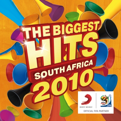 the biggest hits south africa 2010