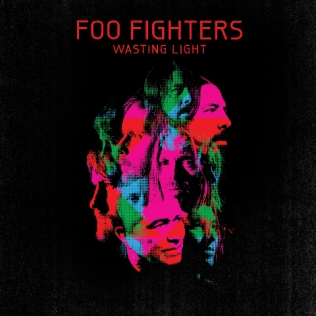 foo fighters wasting light cover 11
