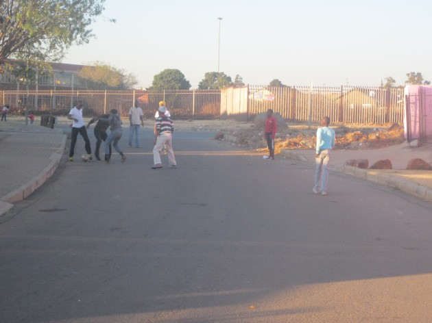 The REAL - South Africa on a Sunday afternoon Soweto Style!