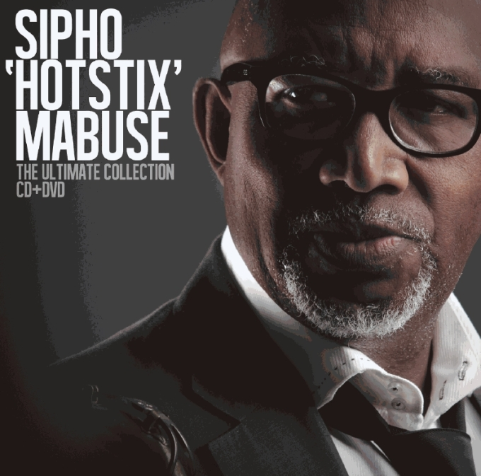 "SIPHO ""HOTSTIX"" MABUSE RELEASES HIS ULTIMATE COLLECTION ON CD+DVD"