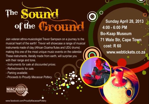 Sound Of The Ground