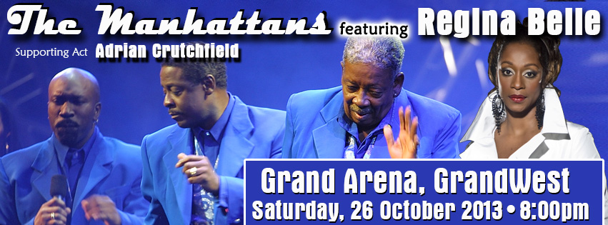 The Manhattans featuring Regina Belle