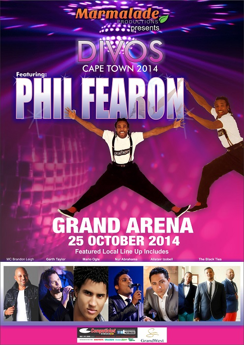 phil fearon poster