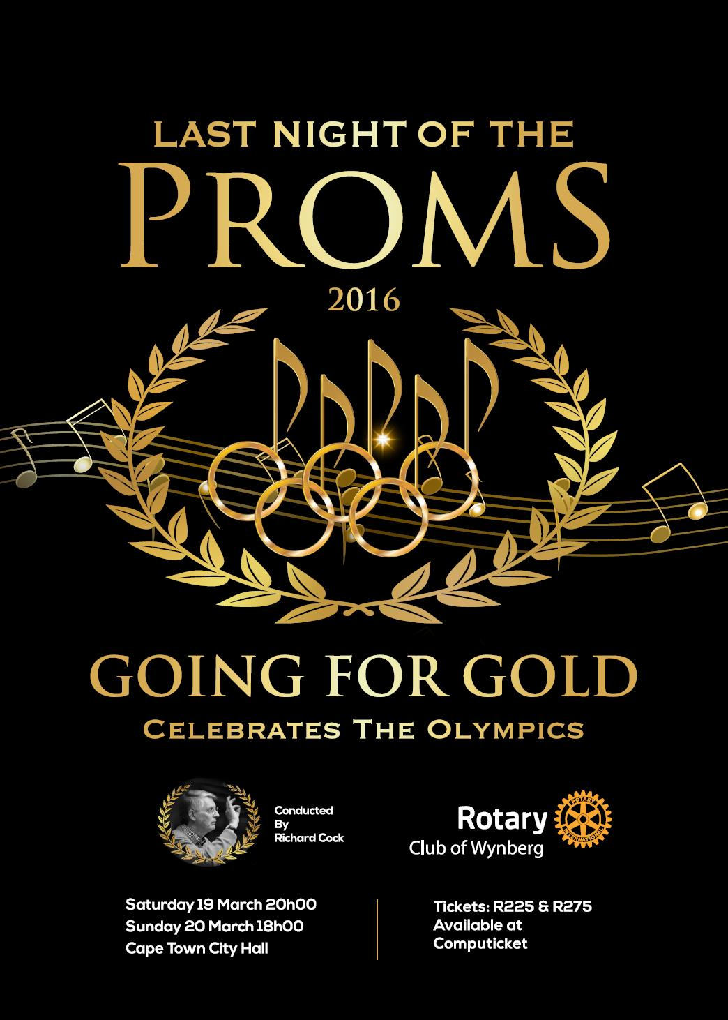 Tickets on sale on Friday for Last Night of the Proms 19 and 20 March ...